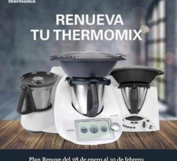 PLAN RENOVE CON Thermomix®
