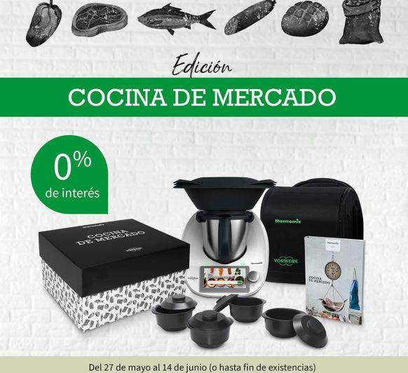 NUEVA EDICIÓN COCINA DE MERCADO!!! SIN INTERESES!!!