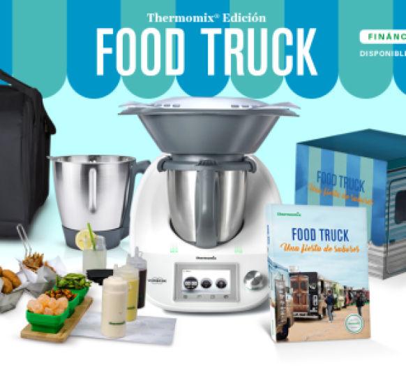 NUEVA EDICION FOOD TRUCK, SEGUNDO VASO Y 0% INTERESES