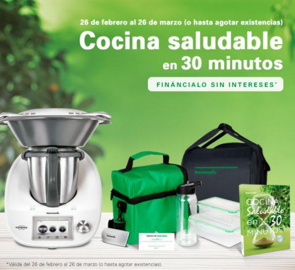 EDICION COCINA SALUDABLE EN 30 MINUTOS