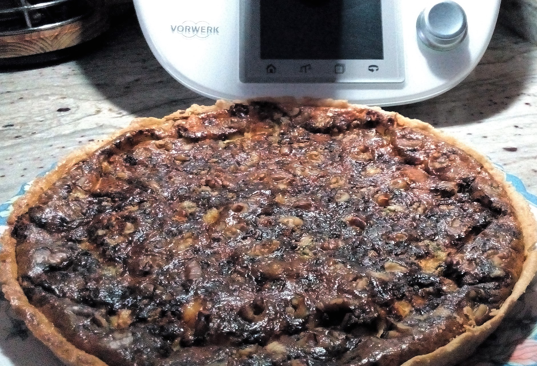 Quiche de Morcilla Matachana