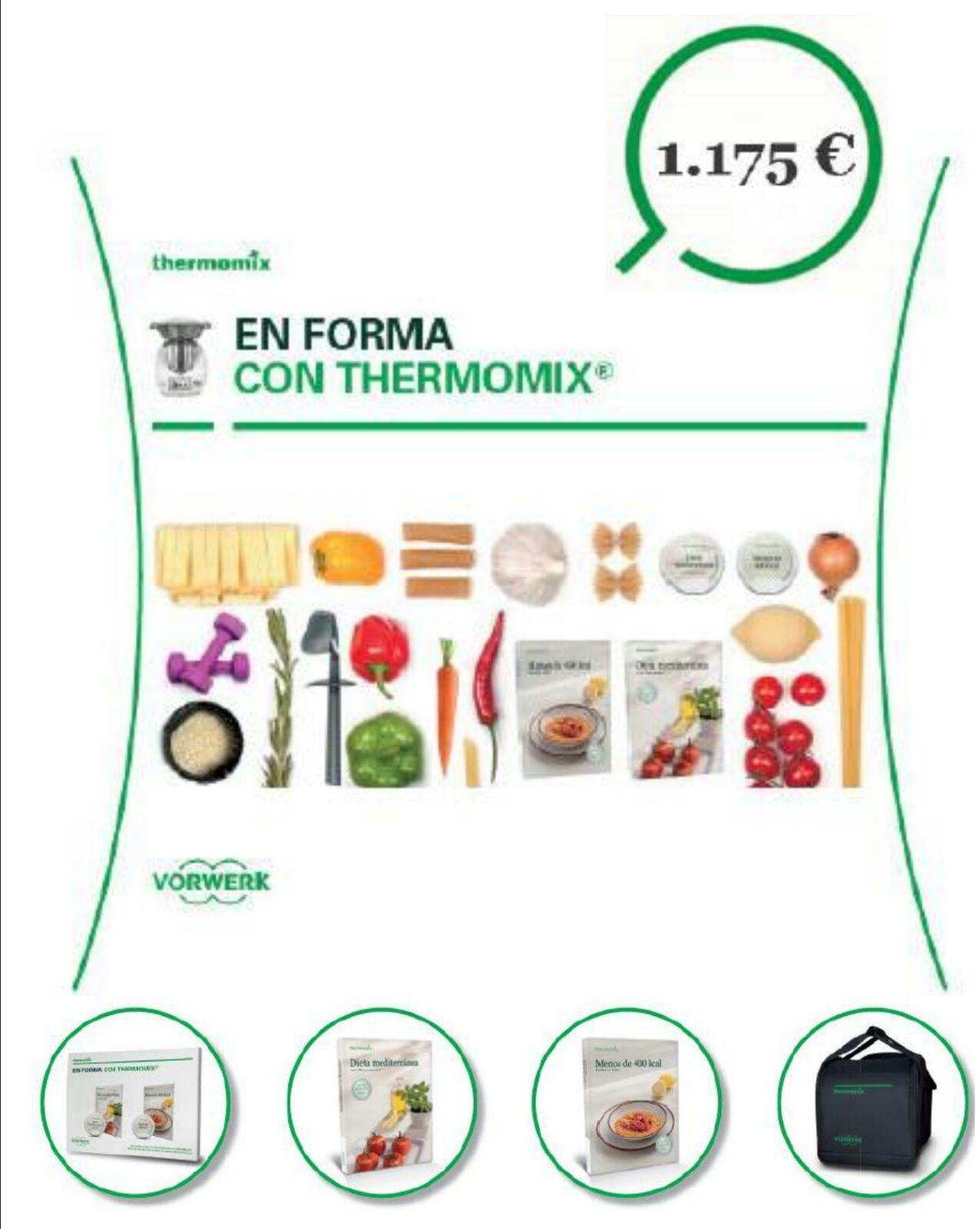 Edición PONTE EN FORMA con Thermomix®