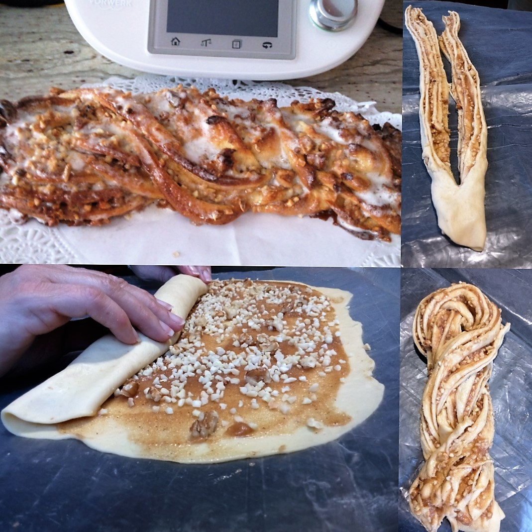 Trenza Rellena (Kringle Estonia)