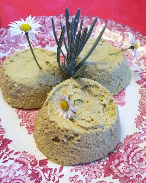 Flan de Espárragos trigueros con Varoma (Vegetariano)