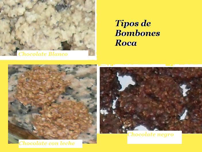 Bombones Roca