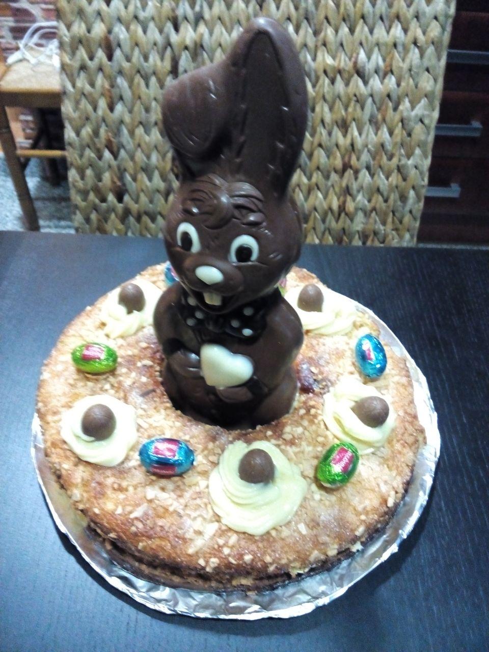 Bollo de Pascua o Mona de Pascua