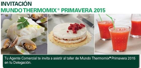 MUNDO Thermomix® PRIMAVERA ASTURIAS
