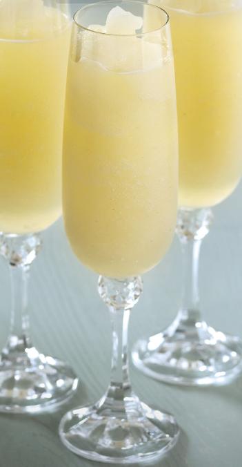 Sorbete de limon al cava bebidas blog de ana iglesias - Sorbete limon al cava ...