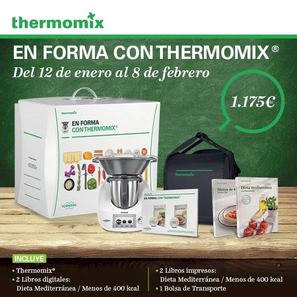 "Edición ""En forma con Thermomix® """