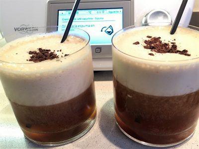 GRANIZADO DE CAFE CAPUCHINO