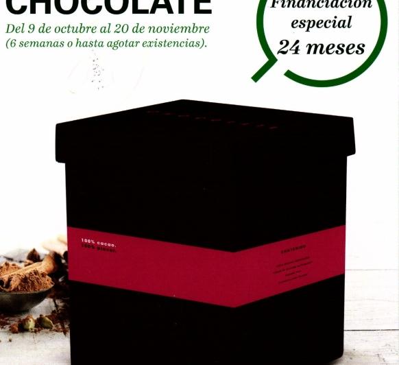 Especial chocolate