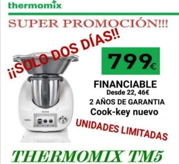 Thermomix® TM5 799€