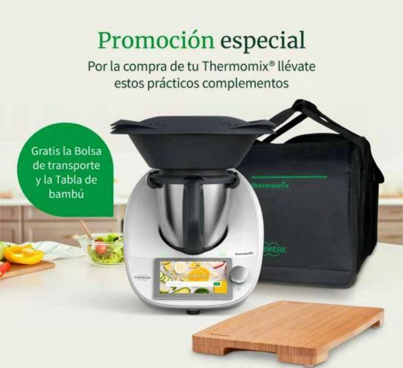 PROMOCIÓN ESPECIAL VERANO CON Thermomix® TM6