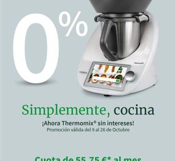 Thermomix® 0% interés