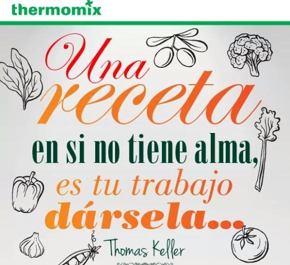 COCINAR PARA UNA O DOS PERSONAS con Thermomix®