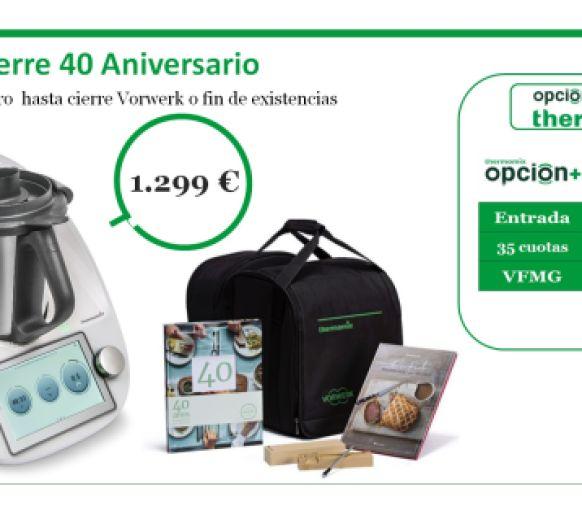 EDICION CIERRE 40 ANIVERSARIO