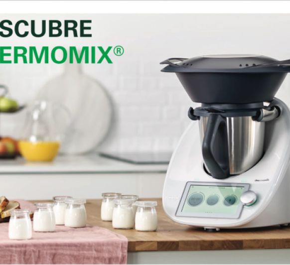 Consigue tu Thermomix®