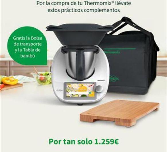Thermomix® TM6 EDICIÓN VERANO 2020