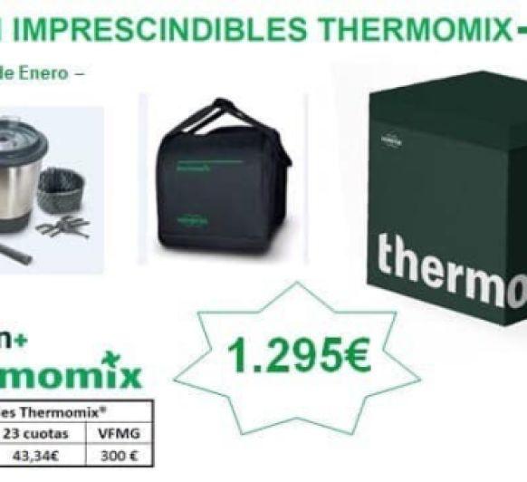 Nueva promoción Imprescindibles Thermomix®
