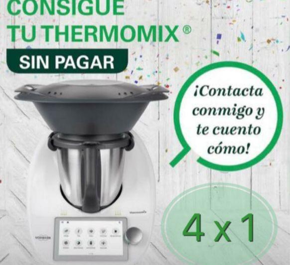 PROMOCION Thermomix® SIN PAGAR