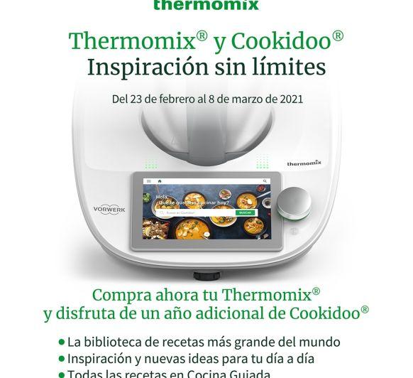 Disfruta de tu Thermomix® por 1€ al dia