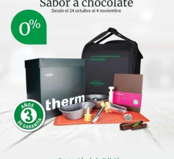 EDICION SABOR A CHOCOLATE