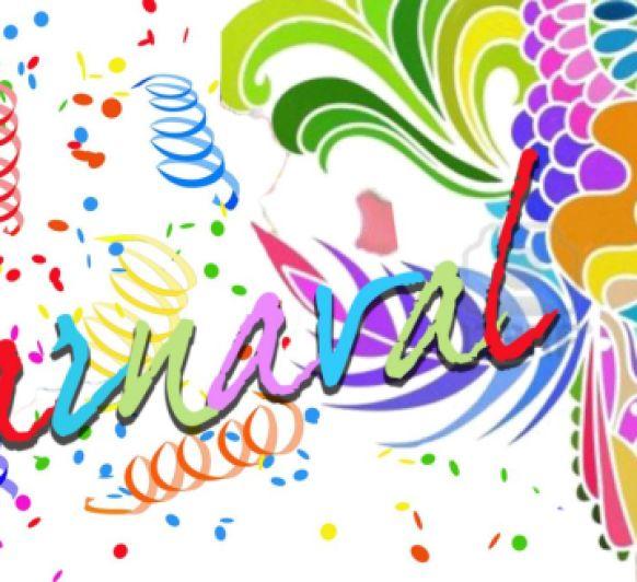Carnaval, carnaval....recetina nueva para el blog!!