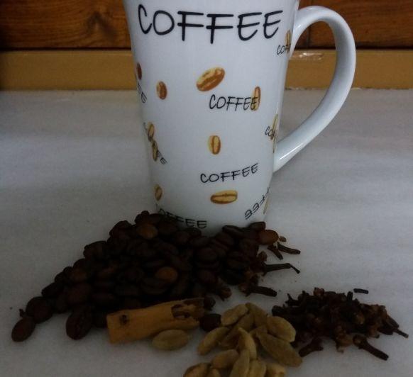 Como hacer Cafe especiado