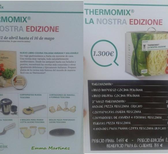 Thermomix® LA NOSTRA EDIZIONE