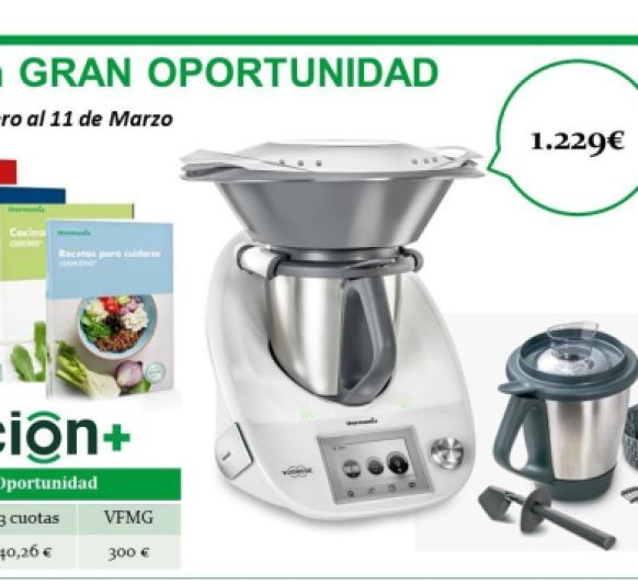 Thermomix® , GRAN OPORTUNIDAD