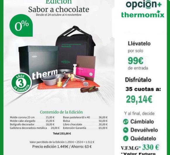 SIN INTERESES!!! EDICIÓN SABOR A CHOCOLATE