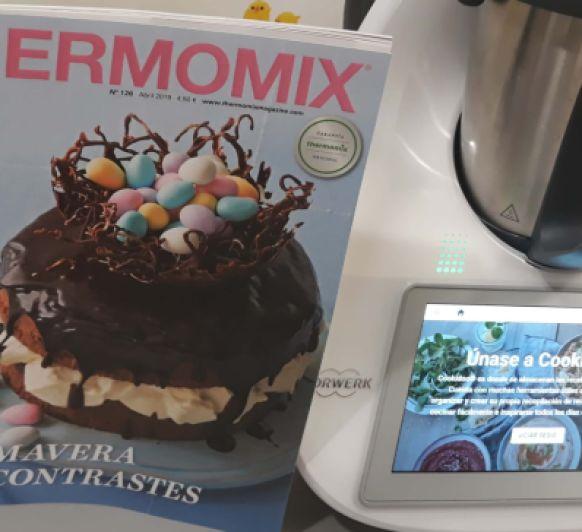 Revista Thermomix® nº 126 Abril ya disponible!