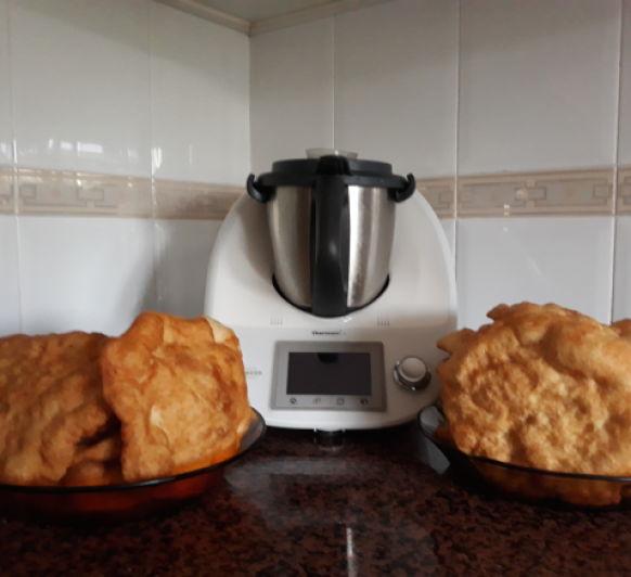 La receta de mi tatarabuela....pan frito!