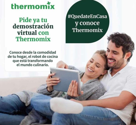 DEMOSTRACION VIRTUAL #TRABAJODESDECASA