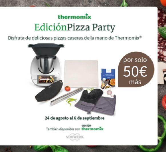Edición Pizza Party por 1.349 €