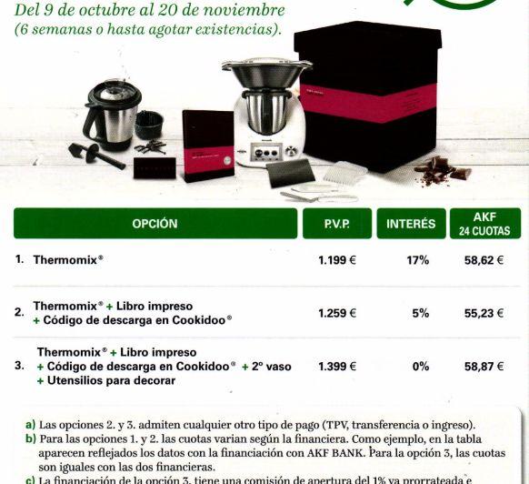 Tm5 edición chocolate