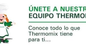 Trabaja en Vorwerk Thermomix®