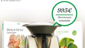 NUEVA PROMOCIÓN Thermomix® SALUDABLE
